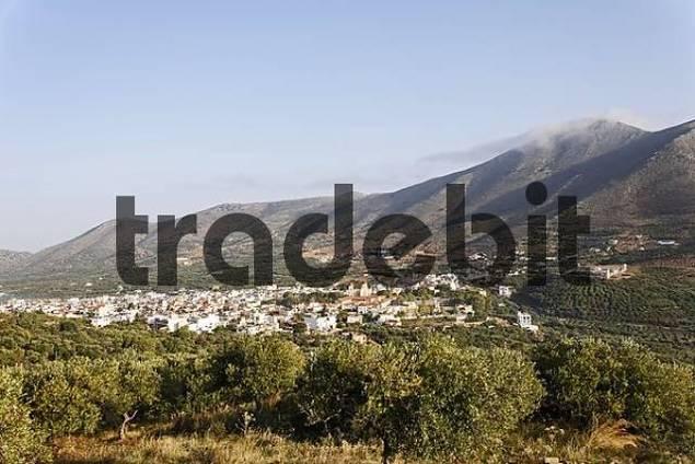 Neapoli, Eastern Crete, Greece