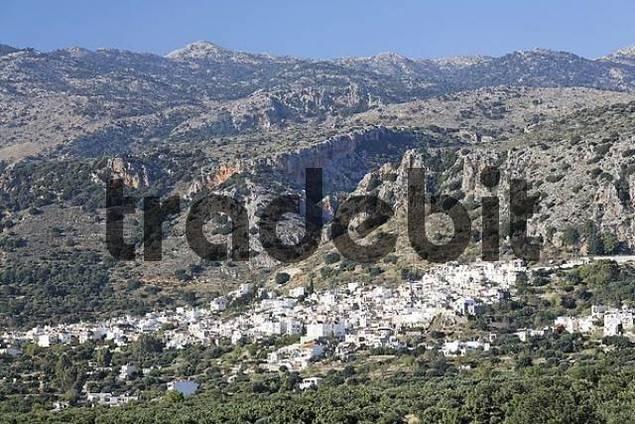 Kritsa, Eastern Crete, Greece