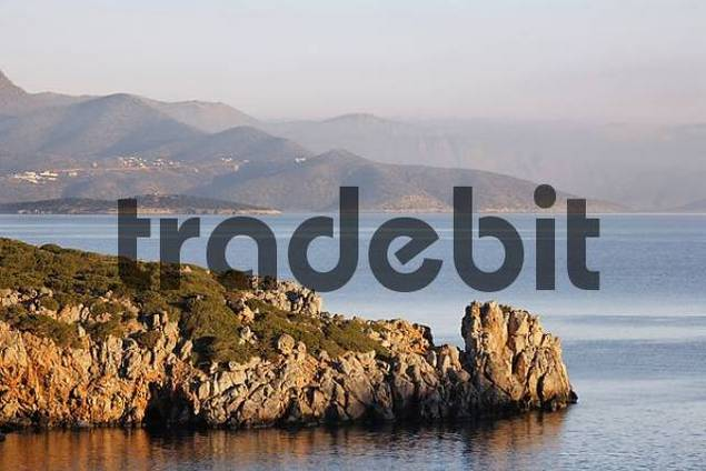 Gulf of Mirabello Mirambello, Eastern Crete, Greece