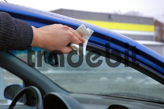 Cleaning of a Car