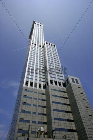 Skyscraper, Tokyo, Japan, Asia