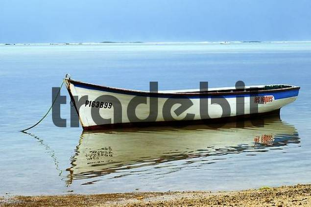 Fishing boat, Mauritius