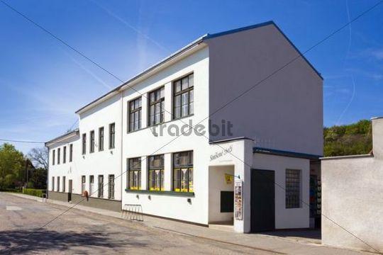 Municipal Office and shop, Sobulky, Hodonin district, South Moravia region, Czech Republic, Europe