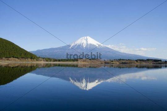Mount Fuji, Fujiyama, Japan, Asia