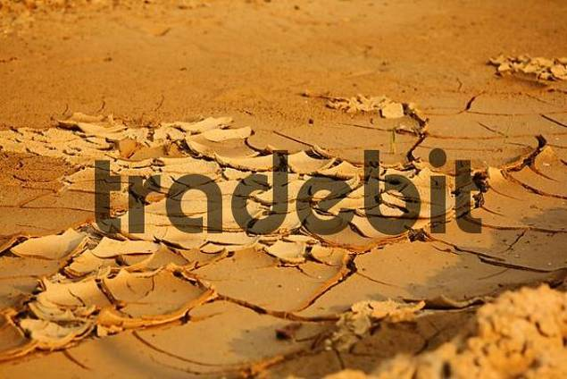 soil erosion, diamond-mine, Cempaka, South-Kalimantan, Indonesia