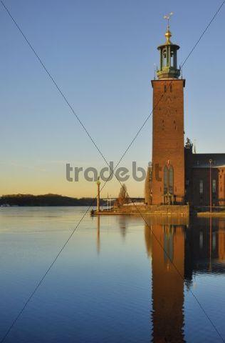 Stockholm City Hall, Stockholm, Sweden, Europe