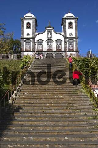 church Nossa Senhora do Monte in Monte - Madeira