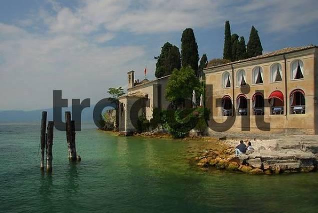 Punta San Vigilio, Lake Garda, Italy