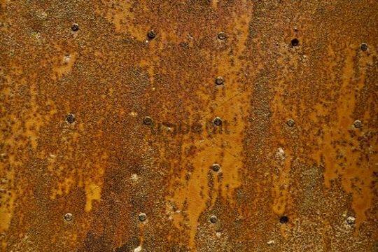 Rusty iron gate, Krems, Lower Austria, Austria, Europe