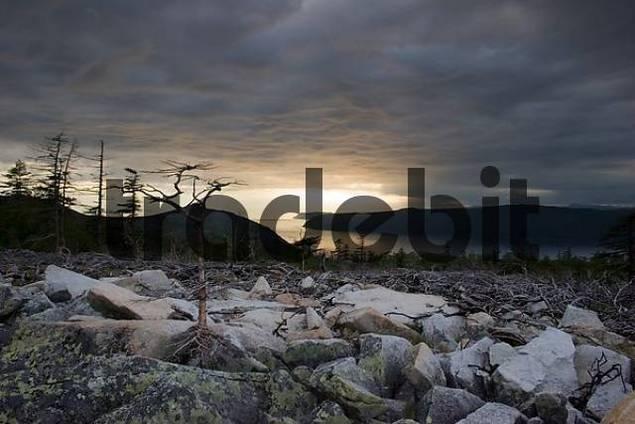 National park quotJack Londons lakequot, Magadan area, Eastern Siberia, Russia