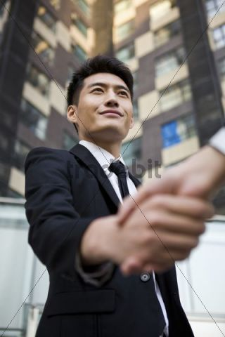 how to say businessman in chinese