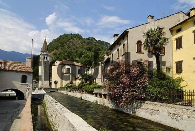 Vittorio Veneto Provinz Treviso Venetien Italien