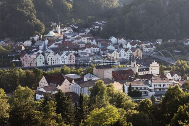 Riedenburg, Altmuehl Valley, Lower Bavaria, Bavaria, Germany, Europe