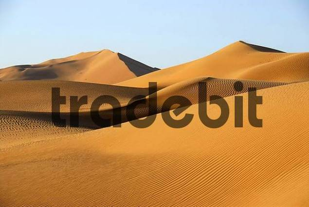 Sanddunes Erg Chebbi Merzouga Morocco