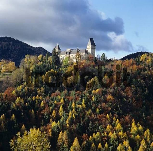 castle Wartenstein near Gloggnitz in Lower Austria Austria