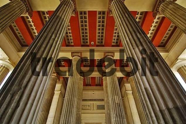 Propylaea, Kings Square, Munich, Bavaria, Germany