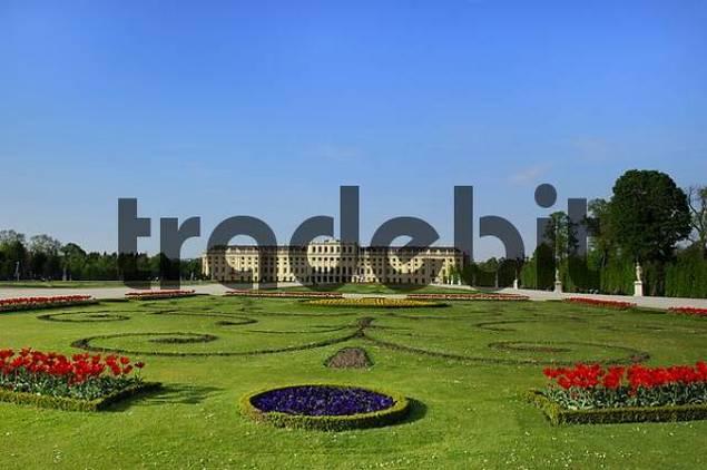 Schoenbrunn Palace, Vienna, Vienna, Austria