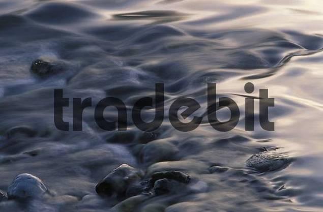 Isar river Bavaria