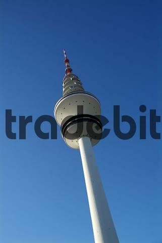 television tower, Hamburg, Germany