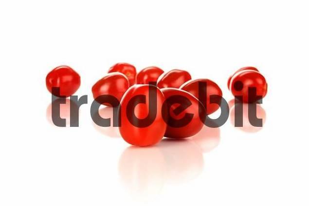 Tomatoes Solanum lycopersicum L.