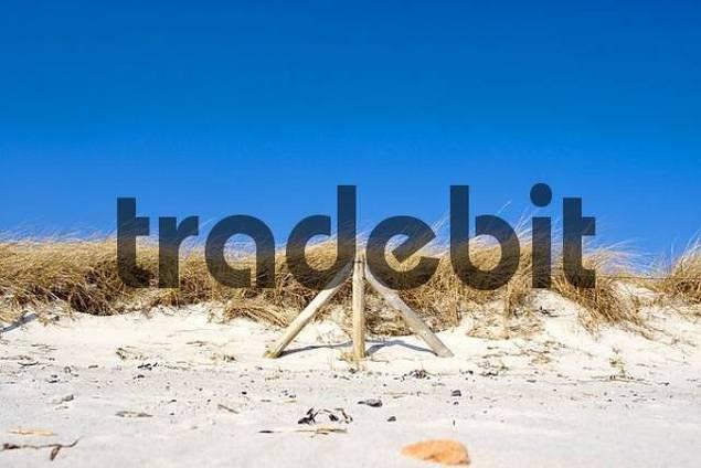 Beach on Fehmarn, Schleswig-Holstein, Germany