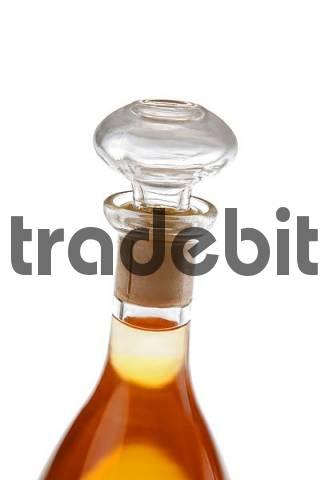 decanter, liqueur, close up