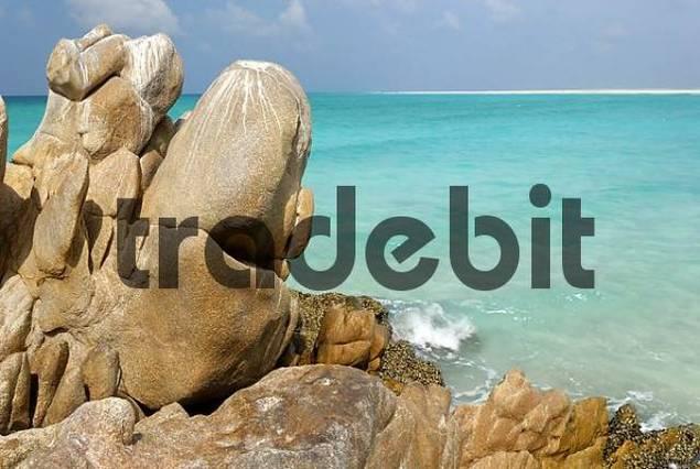 Qalansiyah bay, Sokotra island, UNESCO-World Heritage Site, Yemen