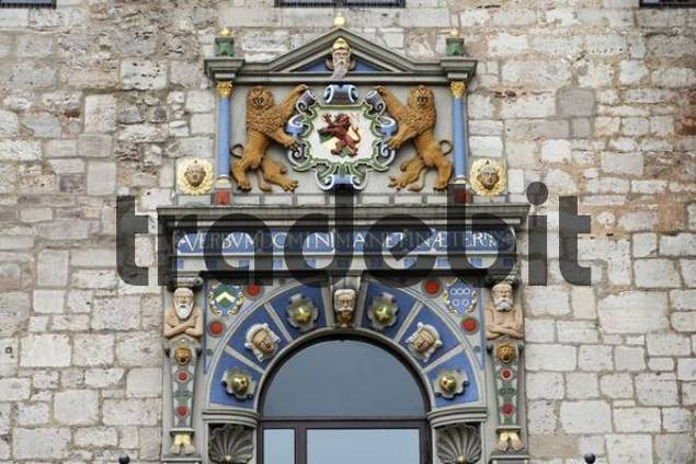 Gewandhaus, Braunschweig, Brunswick, Lower Saxony, Germany