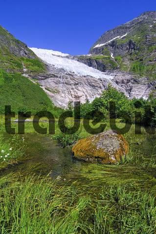 Nigardsbreen, Norway, Scandinavia
