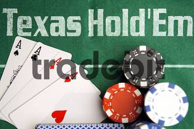 Texas holdem no chips