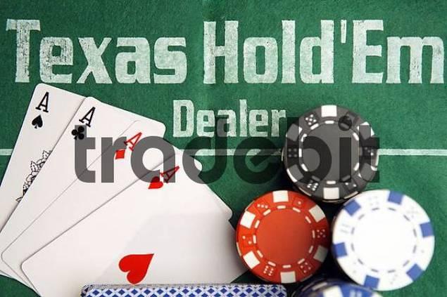 Texas hold em poker hands in order