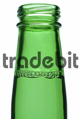 Beer Bottle Close Up Alcoholic Drink