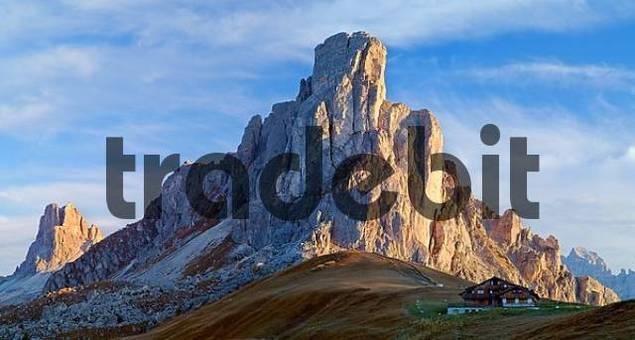 Passo Di Giau  Dolomites  South Tyrol  Italy