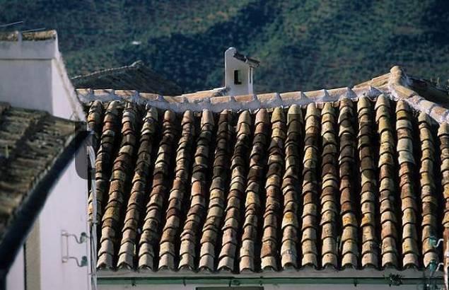 Zahara de la Sierra Andalusia Province Cdiz Spain