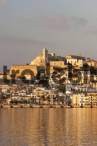 Eivissa in the morning
