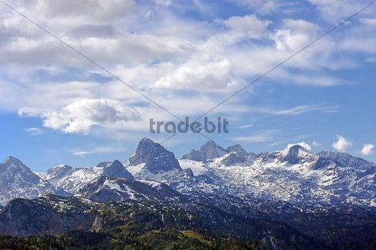 Dachstein massif, Styria, Austria