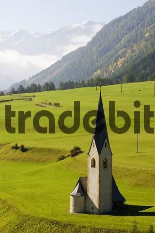 Kals St George church Tyrol Austria