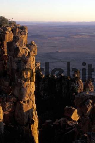 Valley of Desolation Karoo South Africa