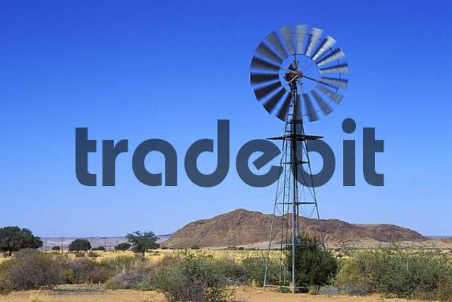 Windmill Karoo South Africa