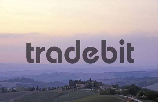 Evening mood in Tuscany, Italy