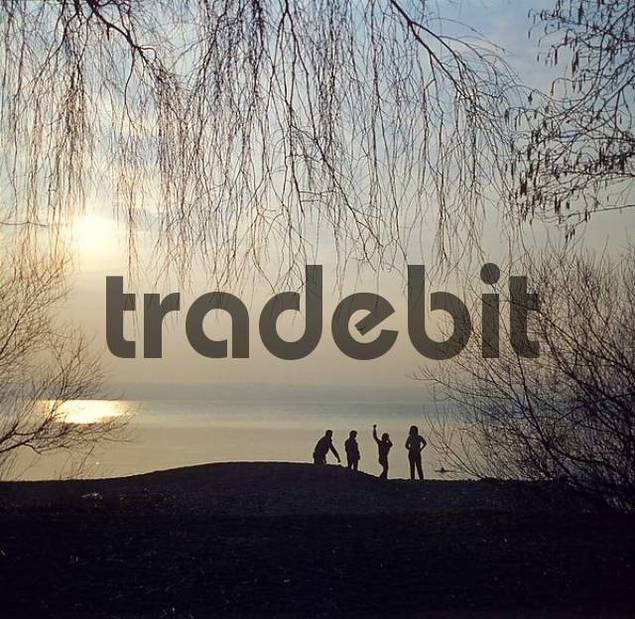 Herrsching - lake Ammersee - Upper Bavaria - Germany