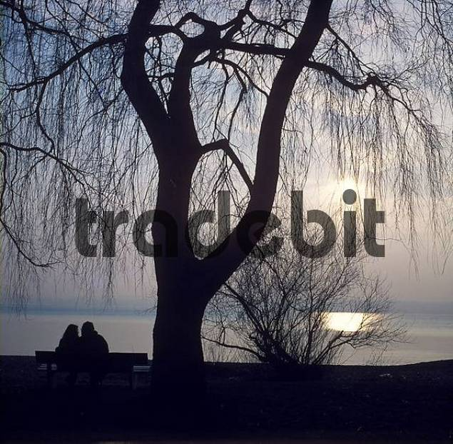 Herrsching - lake Ammersee - Upper Bavaria - Germany