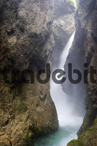 Leutaschklamm - Tyrol - Austria