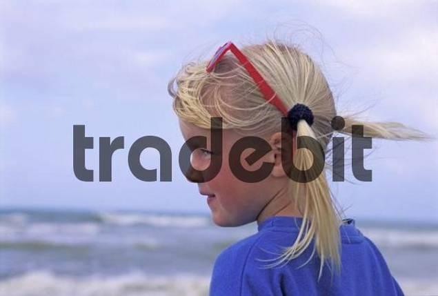 Portrait of a little Girl MR