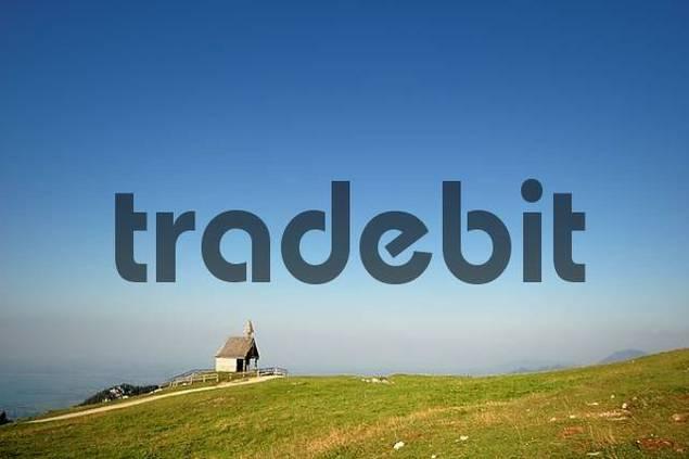 mountain chapel near Kampenwand, Bavaria, Germany