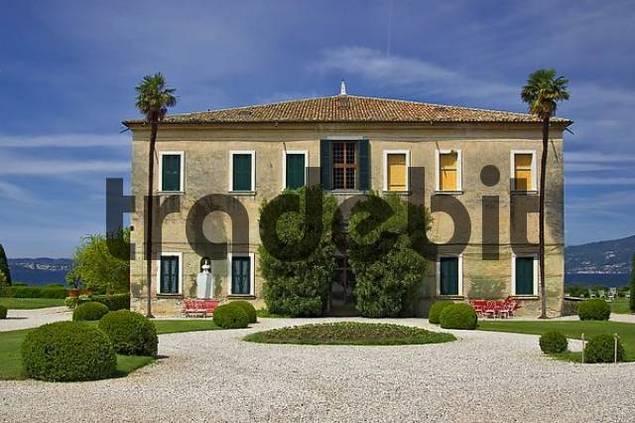 villa in Punta San Vigilio, Lake Garda, Italy