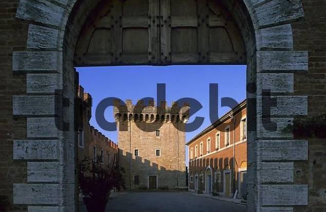 San Gemignanello Tuscany