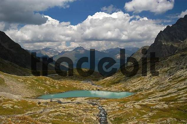 tarn, national park Hohe Tauern, Austria