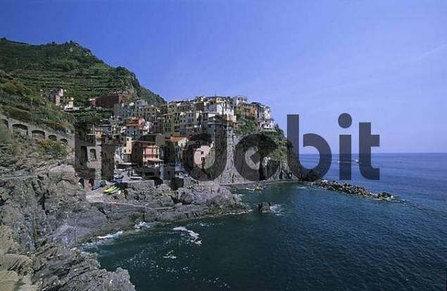 Liguria Cinque Terre Manarola