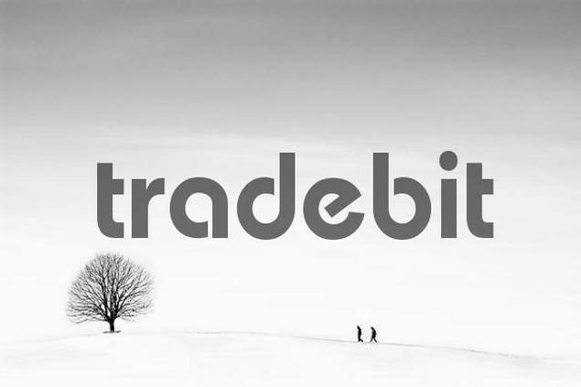 lonely tree and two walkers, Upper Bavaria, black and white